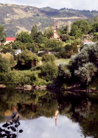 Whanganui River Rd, Jerusalem, Hiruharama
