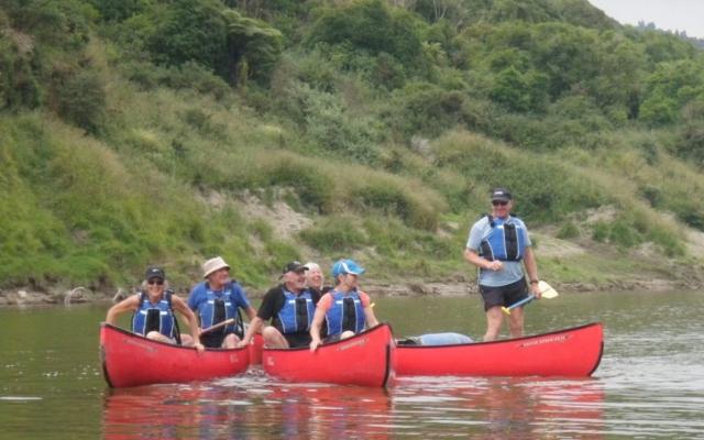 Canoe, Whanganui River