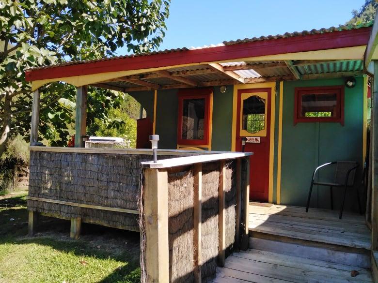 Tiny house, Glamping, Whanganui River